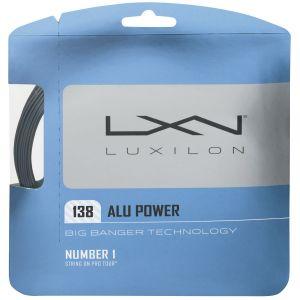 Luxilon Alu Power Tennis String (1.38mm, 12m)