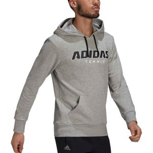 adidas Tennis Graphic Men's Hoodie GK8156