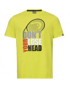 Head Vision Return Men's Tennis T-Shirt