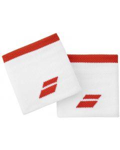Babolat Logo Wristbands x 2