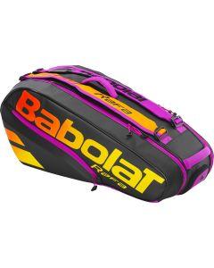 Babolat Pure Aero Rafa Racket Holder x 6 (2021)