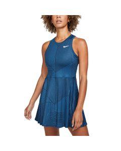 NikeCourt Dri-FIT Advantage Women's Printed Tennis Dress DD2744-451