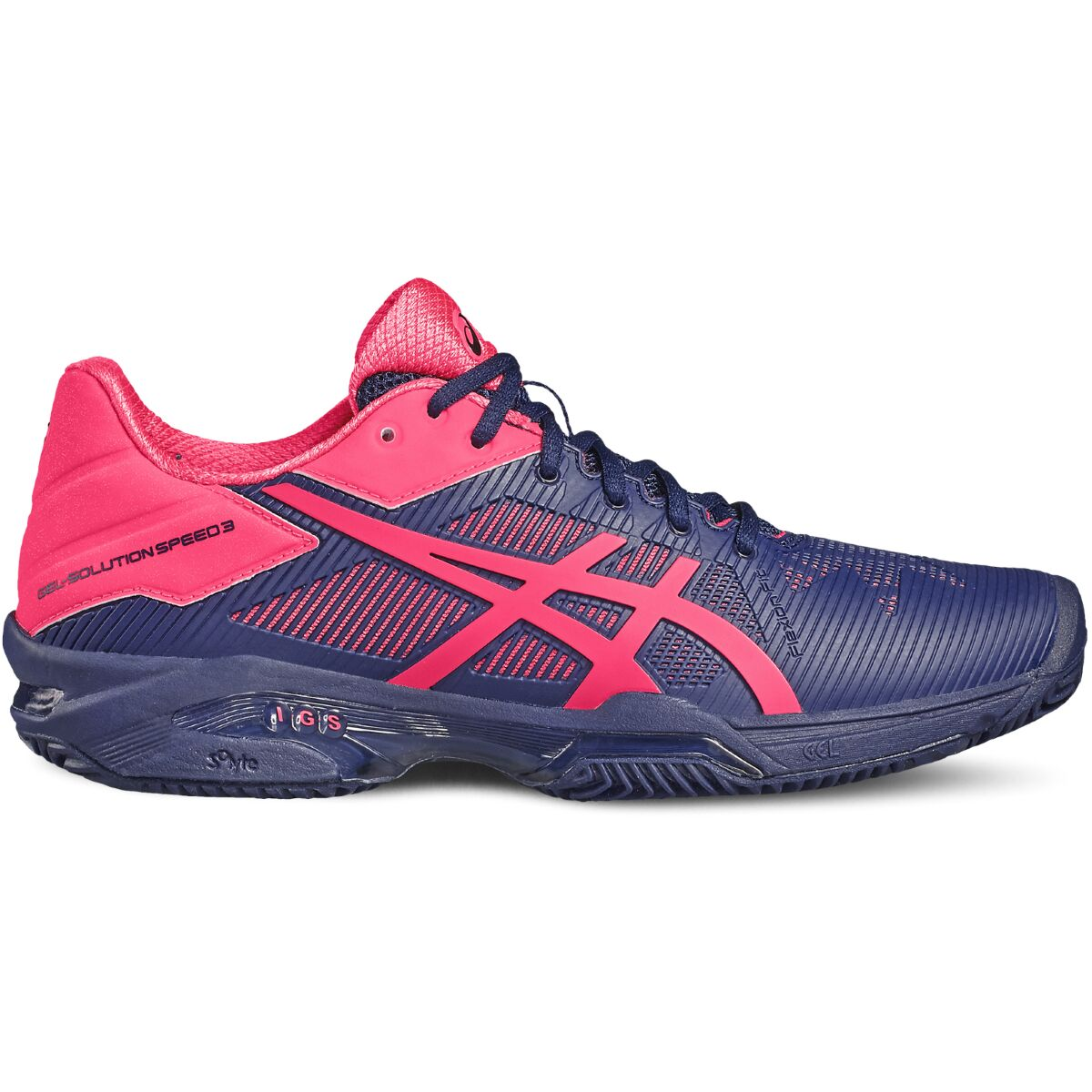 Asics Gel Solution Speed 3 Clay Women's Tennis Shoes