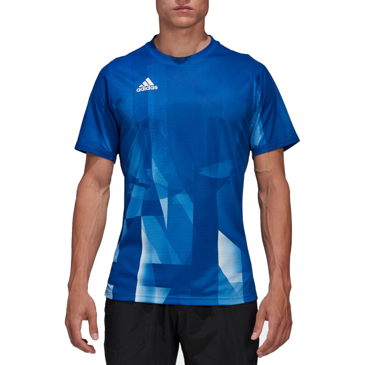 adidas Freelfit Greece Men's Tennis Tee