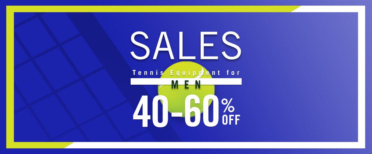 Ανδρικά εκπτωτικά προϊόντα τένις