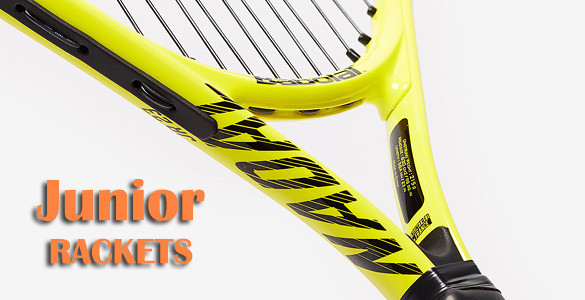 babolat_junior_rackets