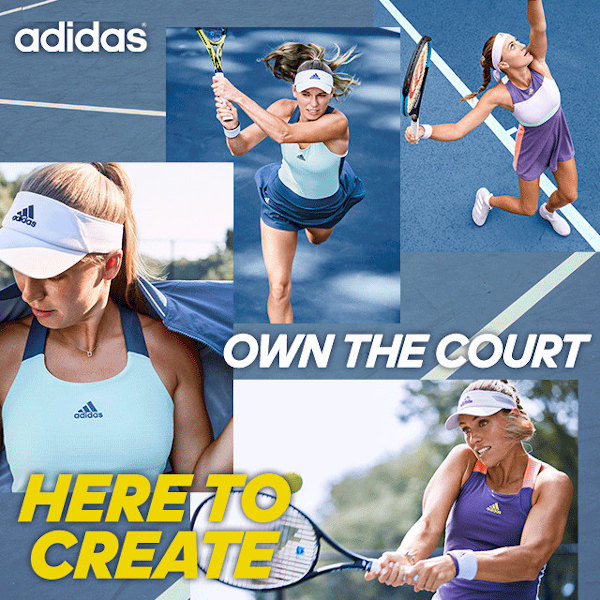 Adidas Women's New Tennis Products