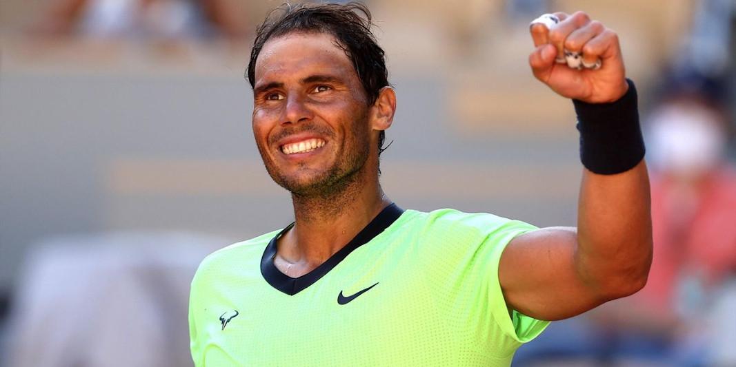 Nadal tennis equipment - Gear