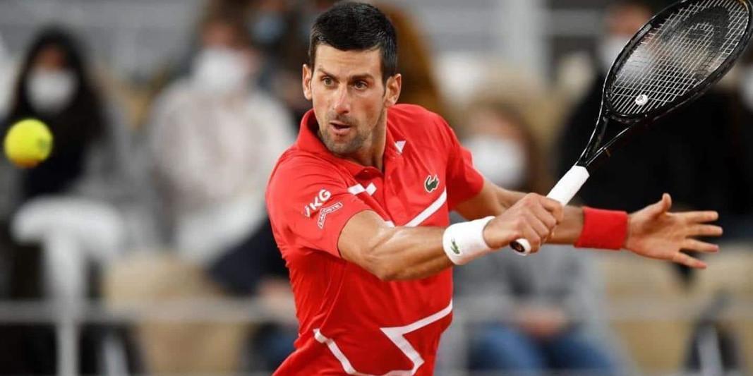 Djokovic tennis equipment - Gear