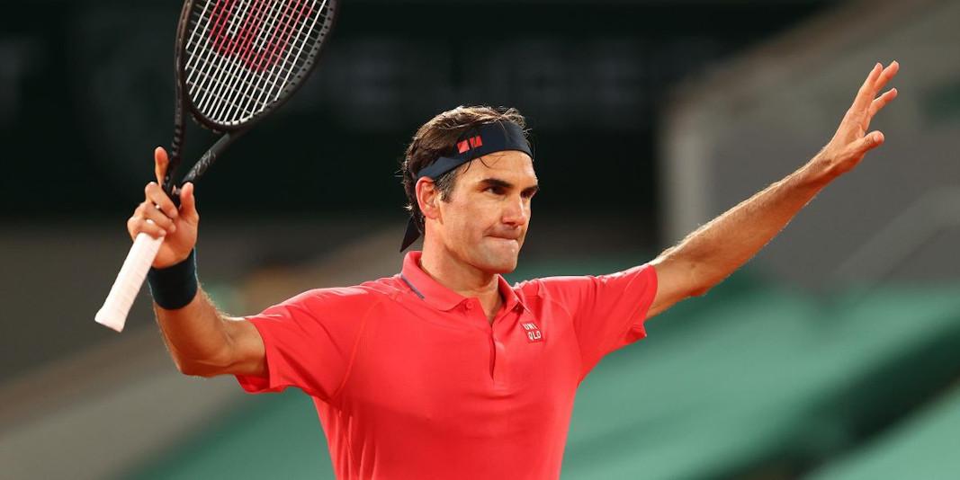 Federer tennis equipment - Gear