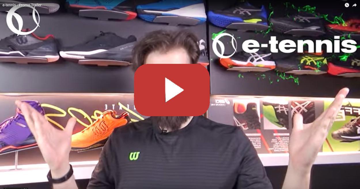 e-tennis Youtube channel